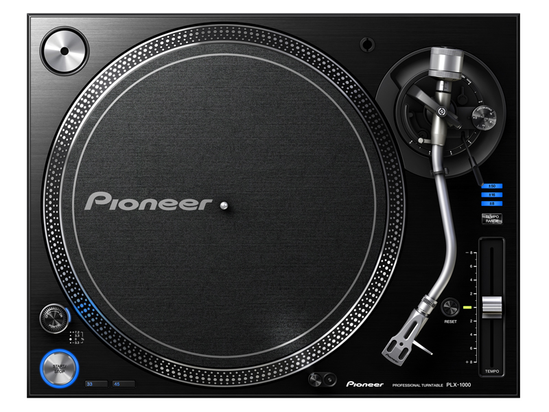 THE DIRECT DRIVE TURNTABLE IS BACK! (Pioneer PLX-1000)