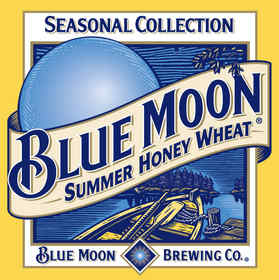 PARTYTIME Friday #1 – Summer Honey Wheat by Blue Moon Brewing Co.