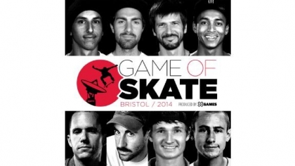 """Game of Skate"" @ World of X Games August 10th"