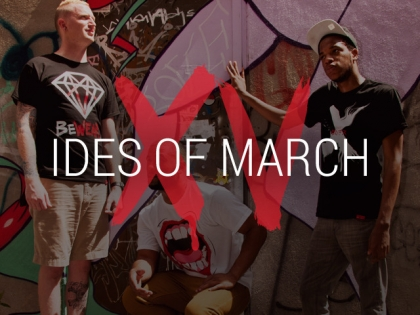 THREADS Thursday #1 – Ides of March Clothing