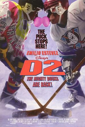 PARTYTIME Friday #6 – The Mighty Ducks and D2: The Mighty Ducks on NETFLIX