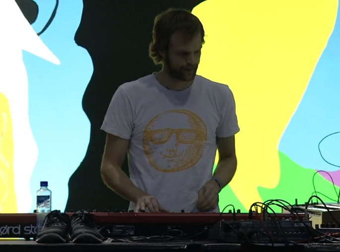 TECHNOLOGY Tuesday #12 – Todd Terje Full Live Performance at Norways' Oya Festival 2014