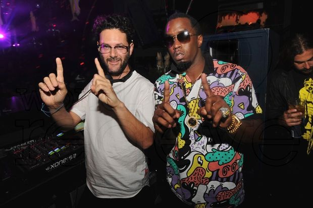 Guy Gerber and Puff Daddy Collaboration Album 11 11
