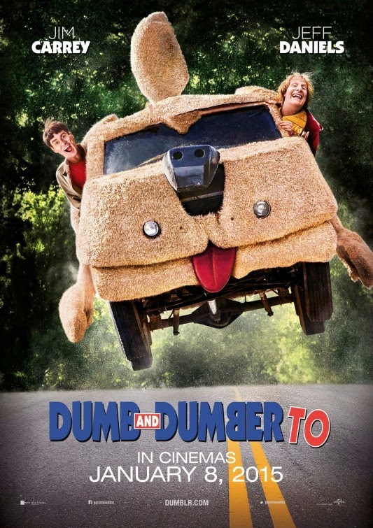 MUST SEE! Monday #16 – Dumb and Dumber To