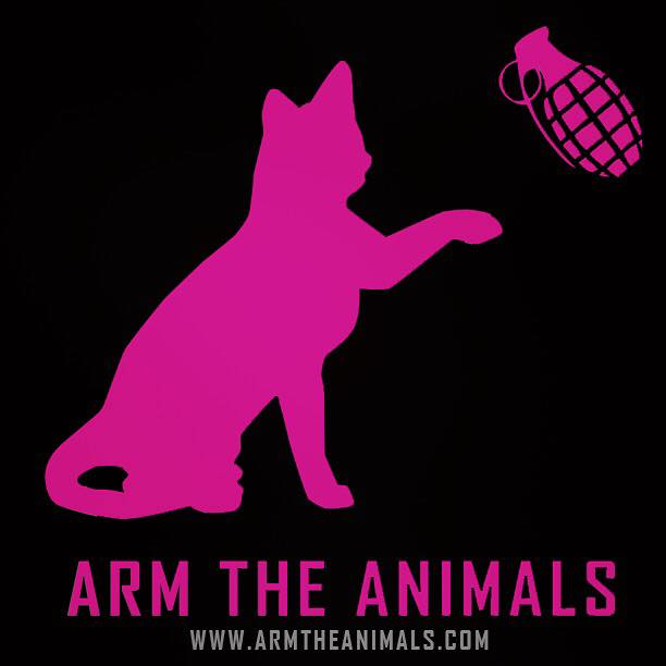 THREADS Thursday #14- Arm The Animals