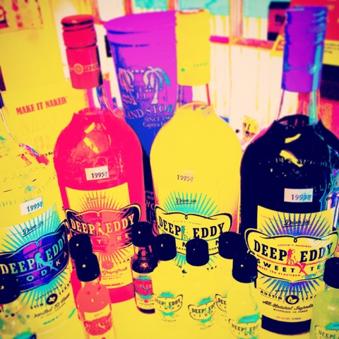 Deep Eddy Vodka!