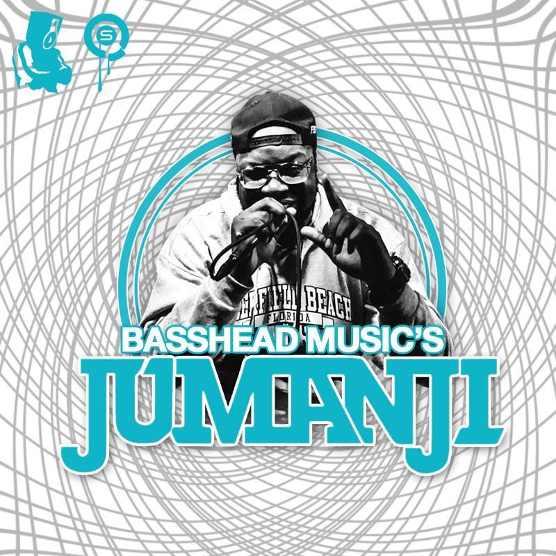 PARTYTIME Friday #23 – MC Jumanji : Free 6 Track E.P.