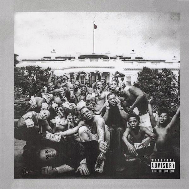 Kendrick Lamar Drops New Album