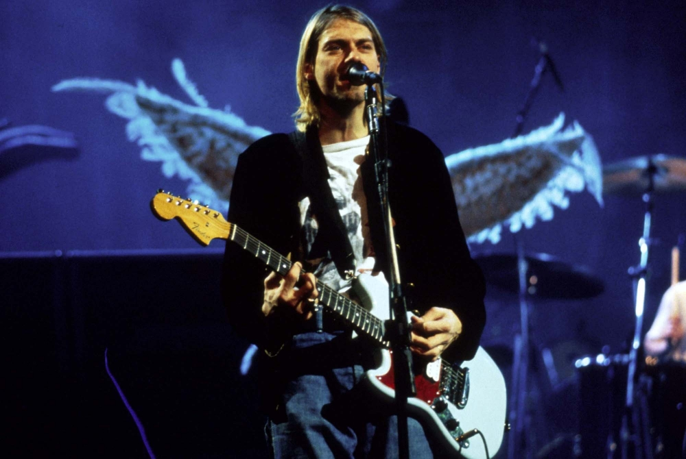 "Kurt Cobain Documentary- ""Montage of Heck"""