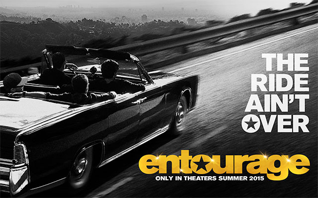 Entourage (Official Teaser)