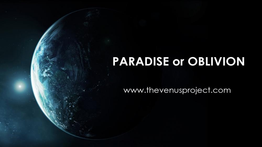 Paradise or Oblivion?