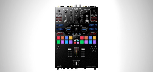 All New Pioneer DJ DJM-S9 Mixer