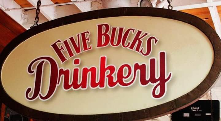 St. Pete's Best Value: 5 Bucks Drinkery