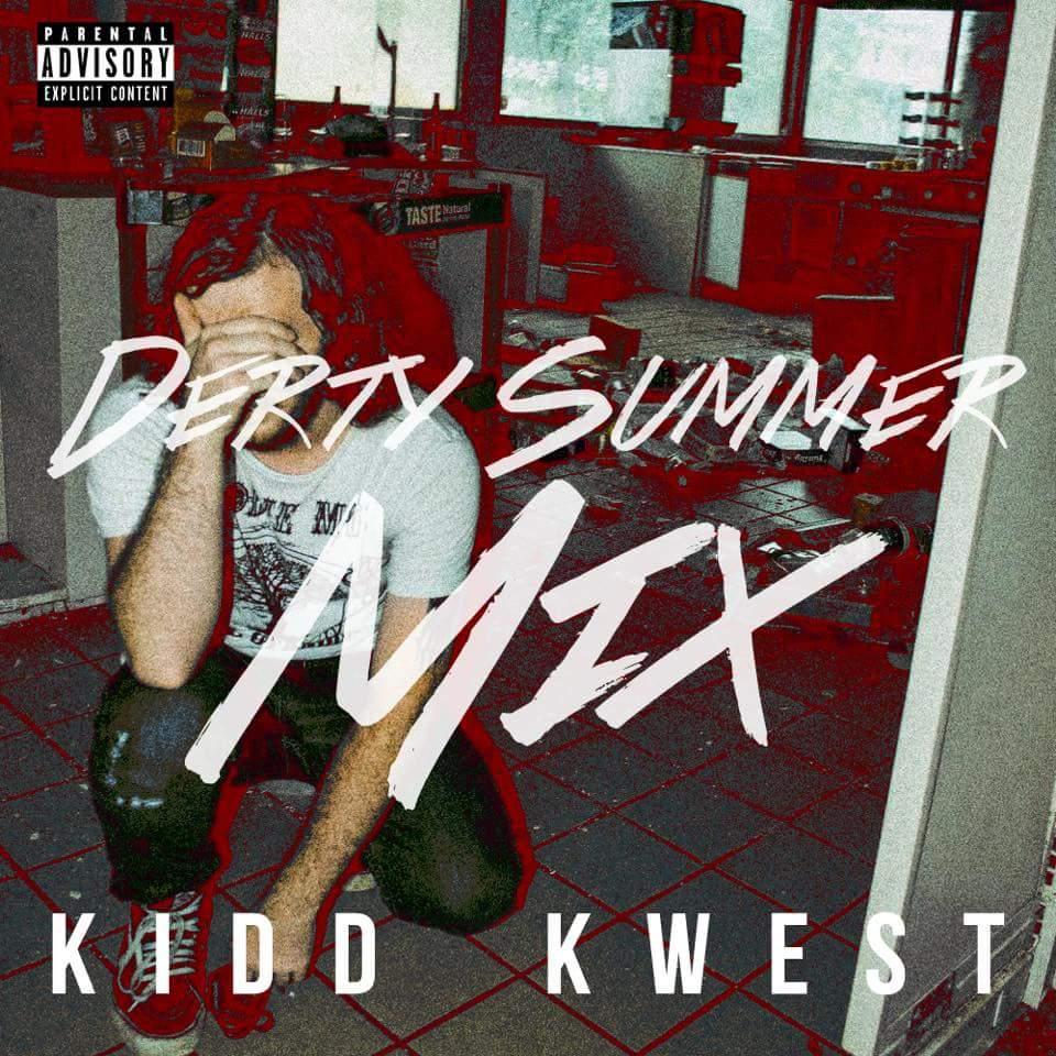 "Kidd Kwest Releases ""Derty Summer Mix"""