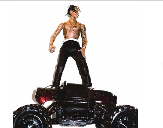Travis Scott – Oh My Dis Side