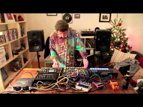 Ansome live set – #SwaggyShirt