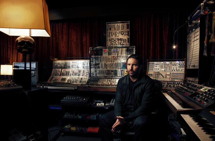 TECHNOLOGY Tuesday #27: Trent Reznor Talks Synthesizers