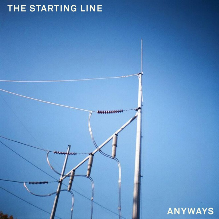 "The Starting Line- ""Anyways"" 7″ Release"