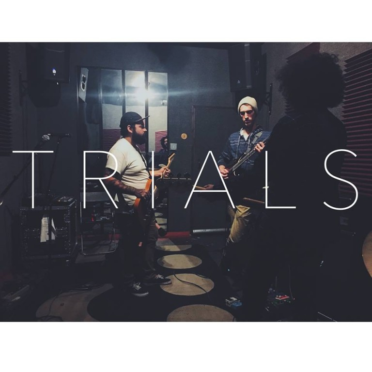 Just Released | TRIALS – 'Just Exist'