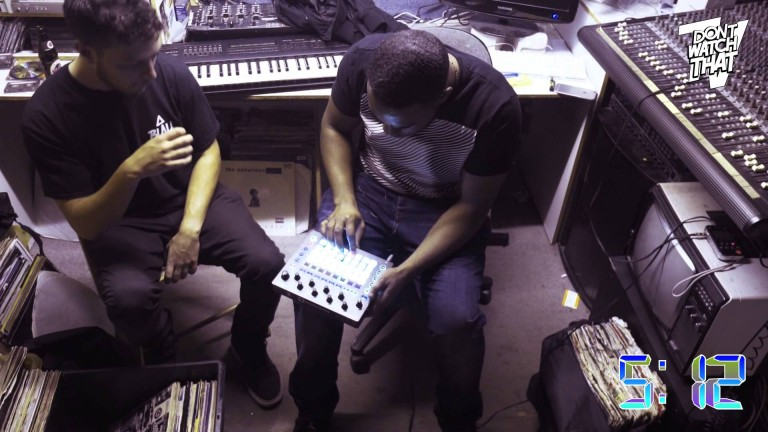 BEAT THIS: Novation Circuit + CHAMPION + KILLJOY Ft D DOUBLE E (timandbarrytv)