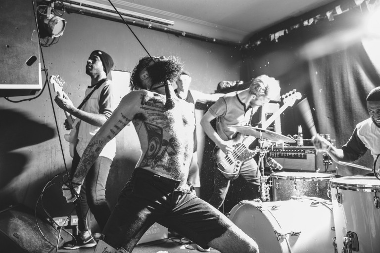 Letlive. Anounce Album Release Date… Sort Of