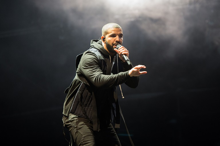 Drake Almost Done With Next Album