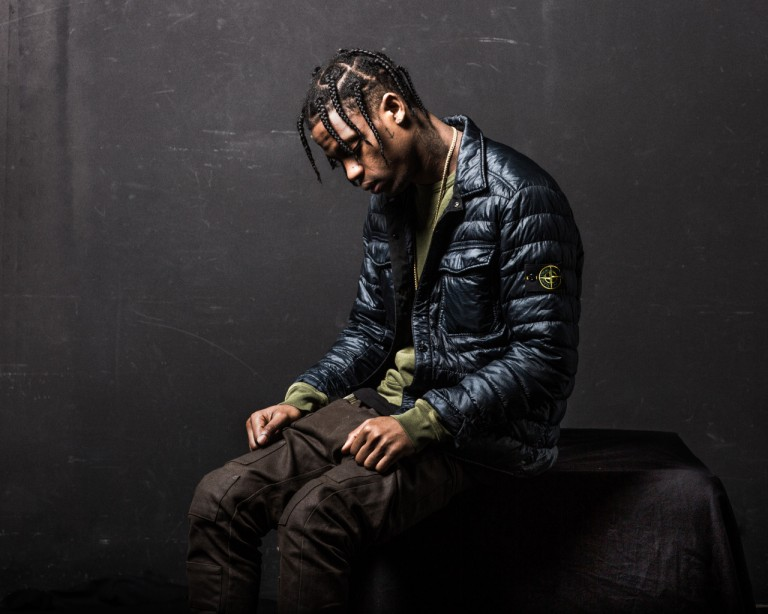 "Travis Scott – ""Uber Everywhere"""