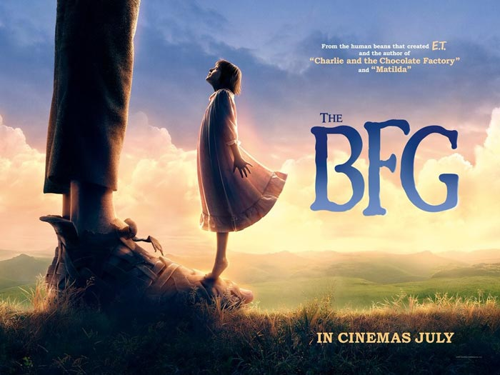 The BFG- Movie Trailer