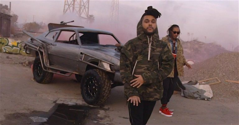 Future – Low Life ft. The Weeknd (music video/lyrics)