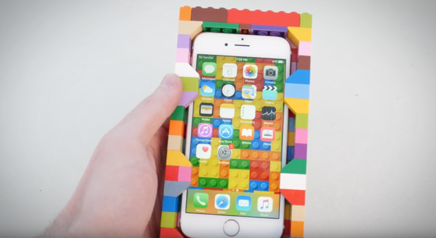DIY Saturday #24 – Lego iPhone Case (Drop Test)