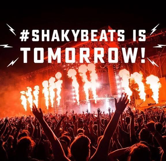 Shaky Beats Music Festival 2016: Pre-Festival Checklist