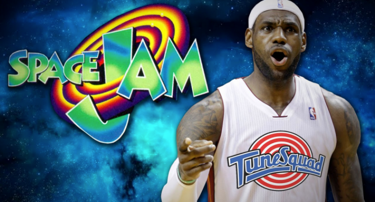 Lebron James Confirmed For Space Jam 2