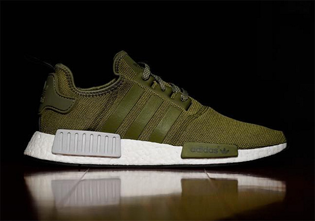 uk availability 8ff1a 08672 SNEAKERGEEKS – Adidas NMD R1 Olive – #Tealcheese