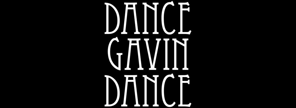 Dance Gavin Dance Fall North American Tour