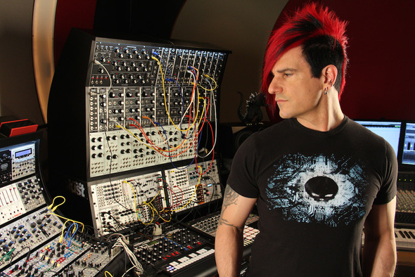 Celldweller Music Studio Tour (Future Music)