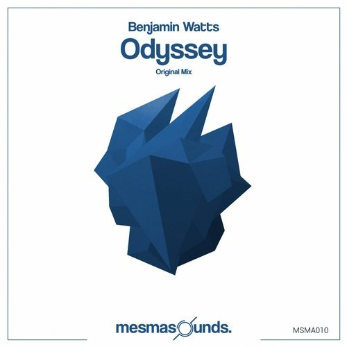 "Benjamin Watts releases progressive house track ""Odyssey"" with Mesmasounds"