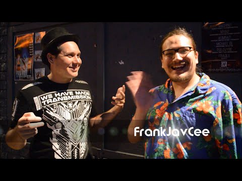 Anthony Bowman Interview and Footage of FrankJavCee At Midnight Wave (San Diego)