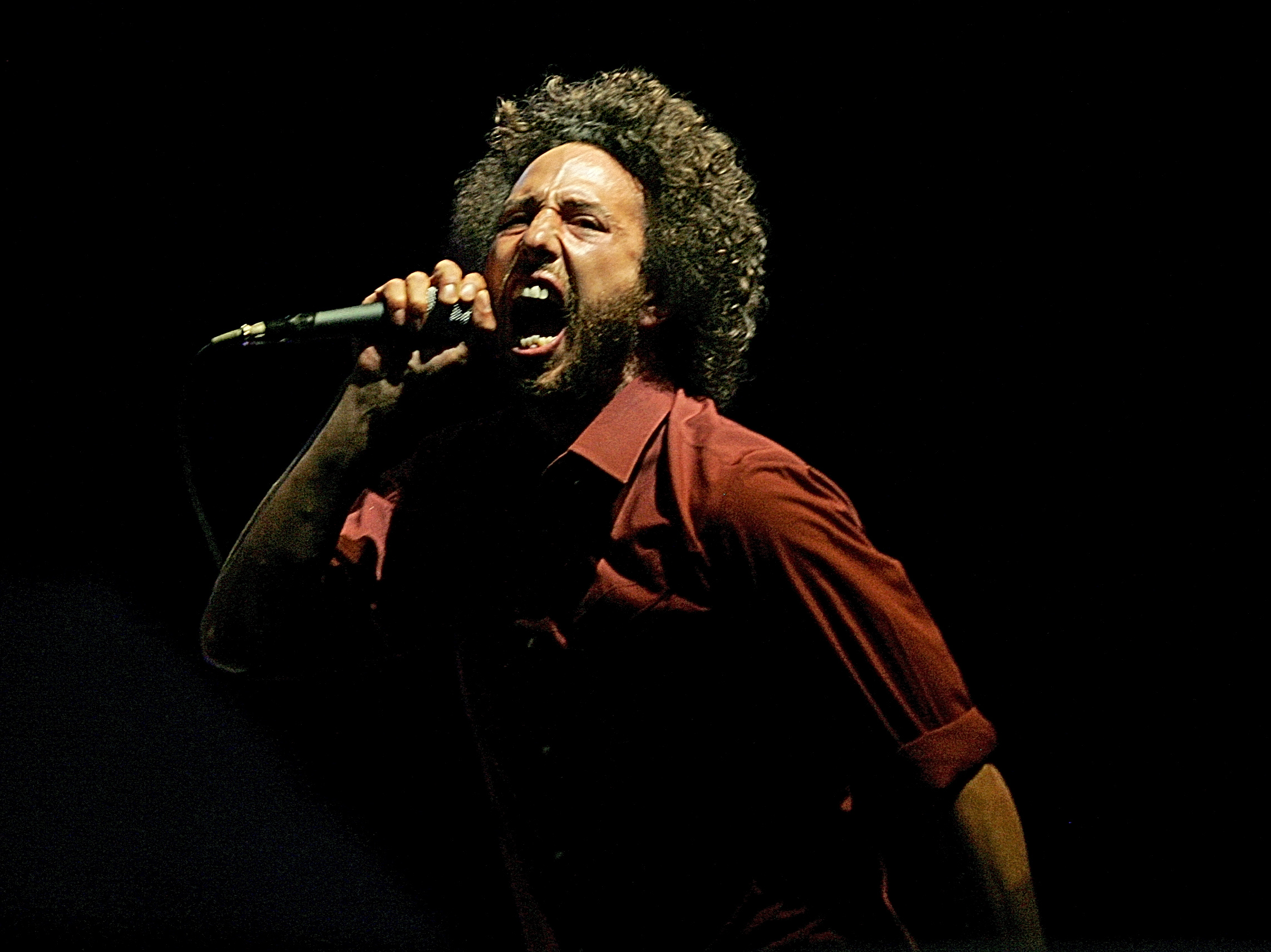 Zack De La Rocha Drops Debut Single