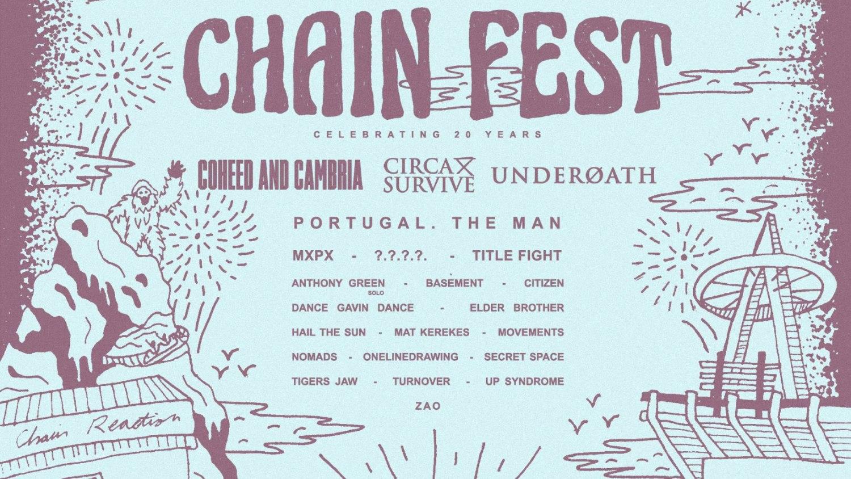 Chain Fest: 20-Year Anniversary Celebration Festival a Huge Success