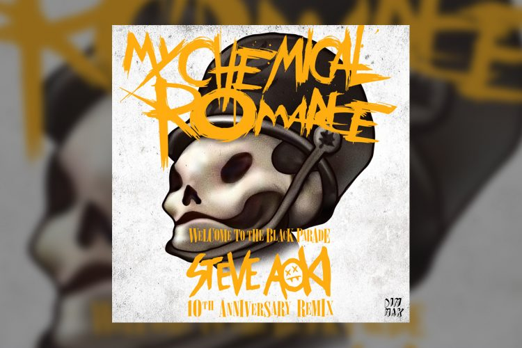 Steve Aoki Remixes My Chemical Romance & Blink 182