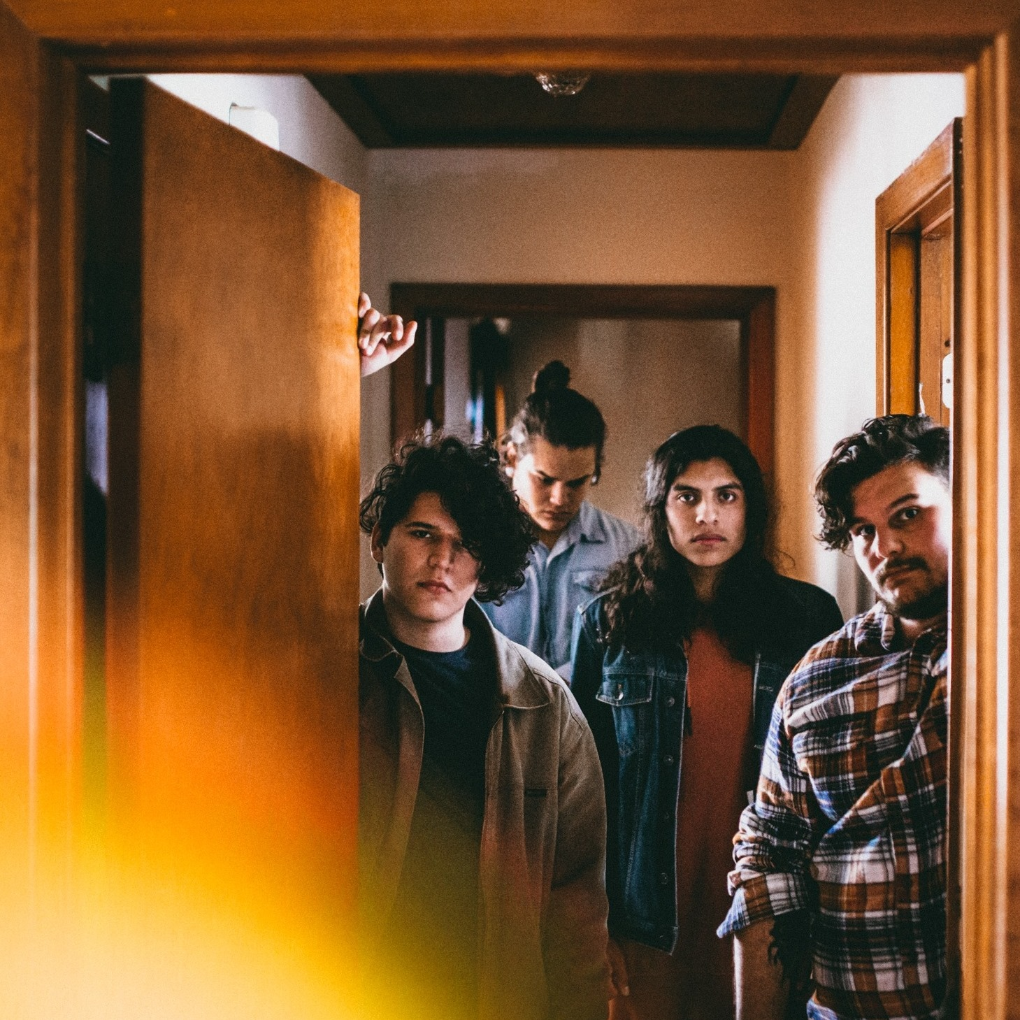"Talking Forever Premiere New Single, ""Shirt Waist"""