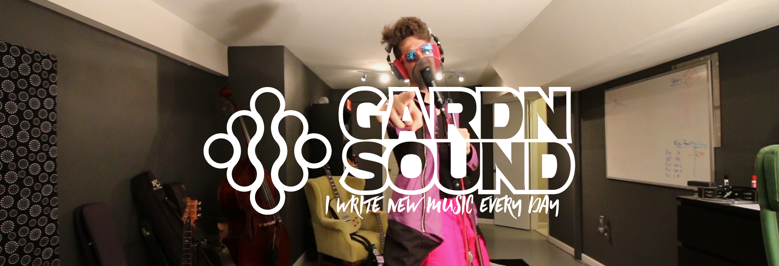 Sowing Songs: Youtuber GARDNSOUND is Crafting a Track Each Day for A Year