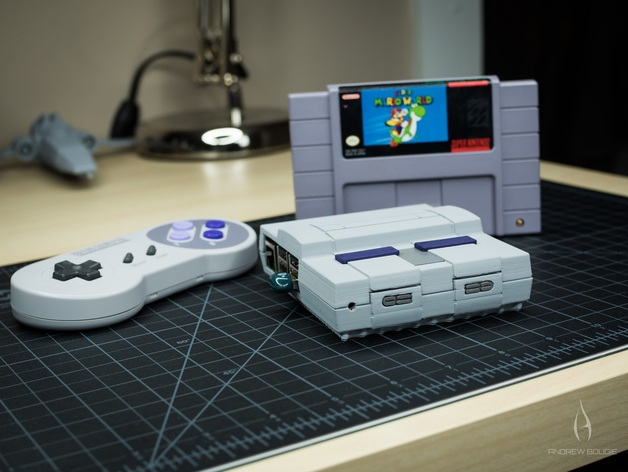 Build Your Own Super Nintendo