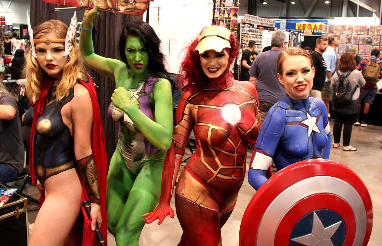 Southwest Florida's First Ever Comic Con