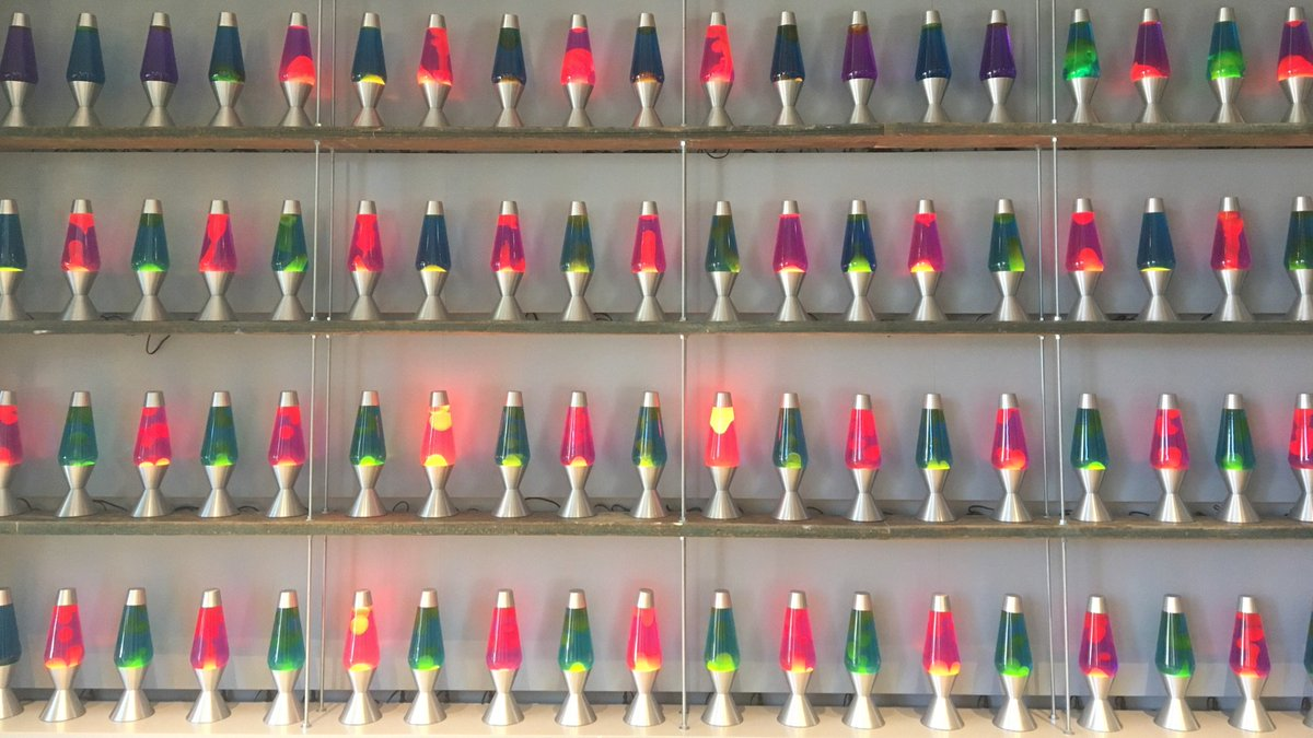 Cloudflare Using Lava Lamps for Internet Security
