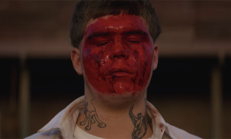 "YUNG LEAN – ""METALLIC INTUITION"" (video/lyrics)"