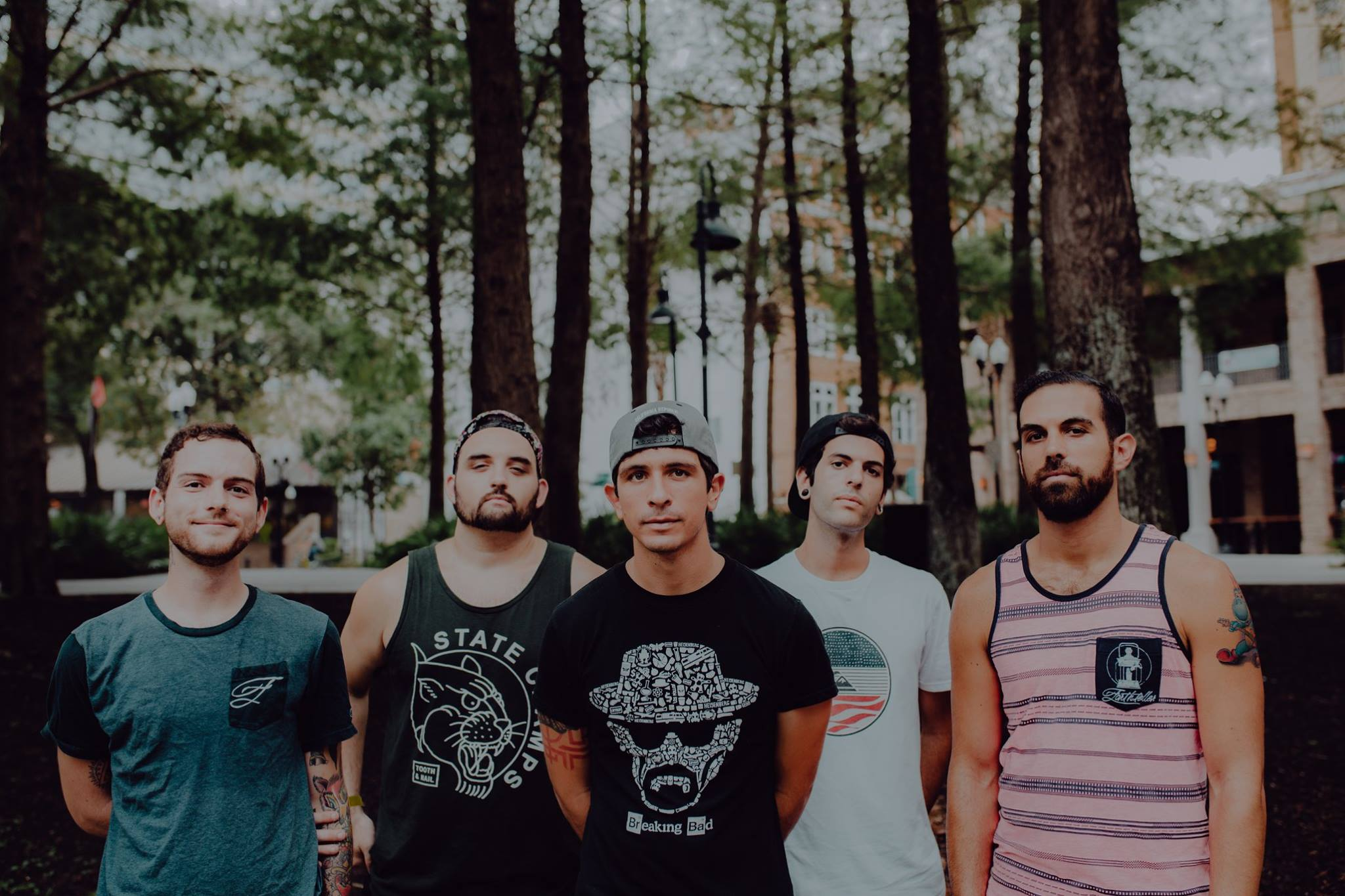 Orlando Band FELICITY Blend Hard Rock and Pop Punk