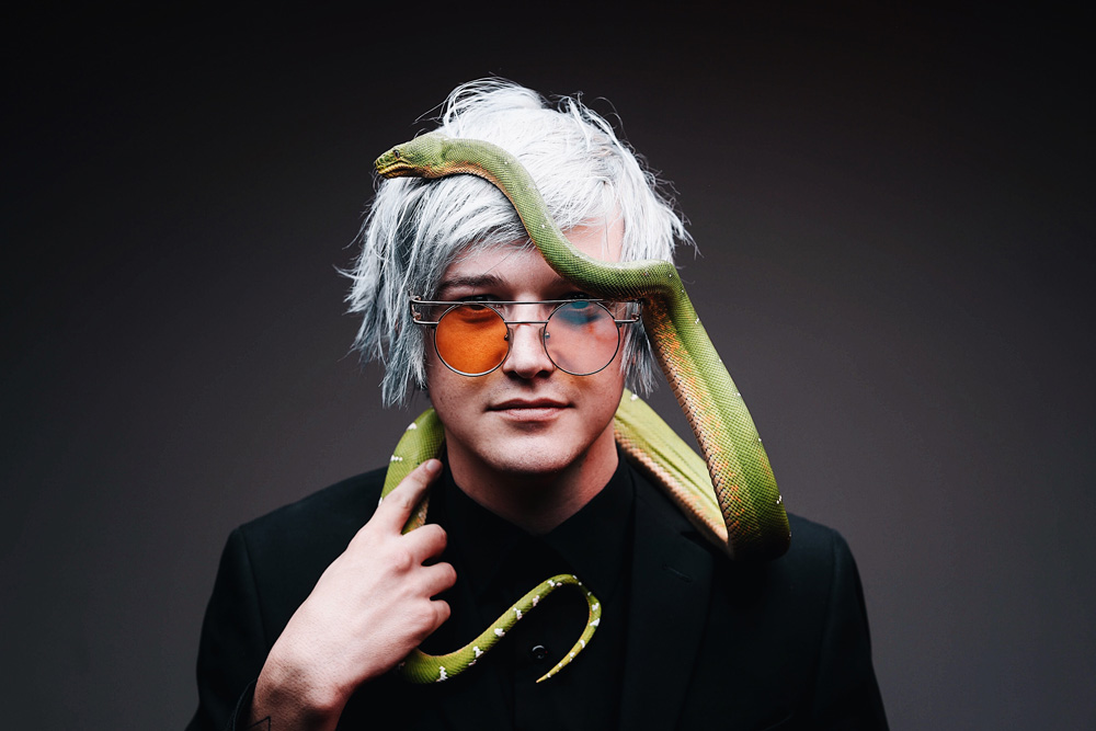 GHASTLY explains how to succeed as a music artist.